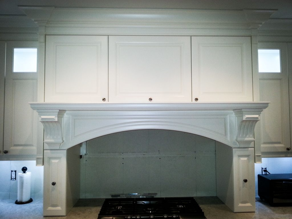 refaced kitchen cabinetry