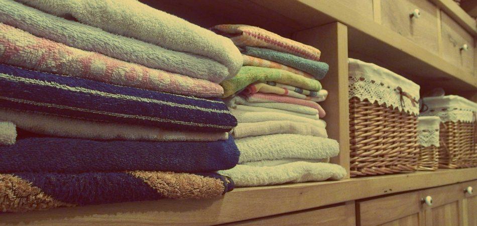 Linen Closet installed