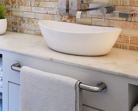 custom essel sink Vanity