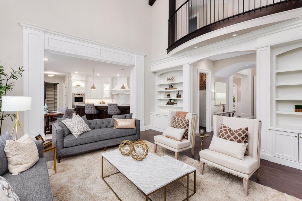 new living room interior