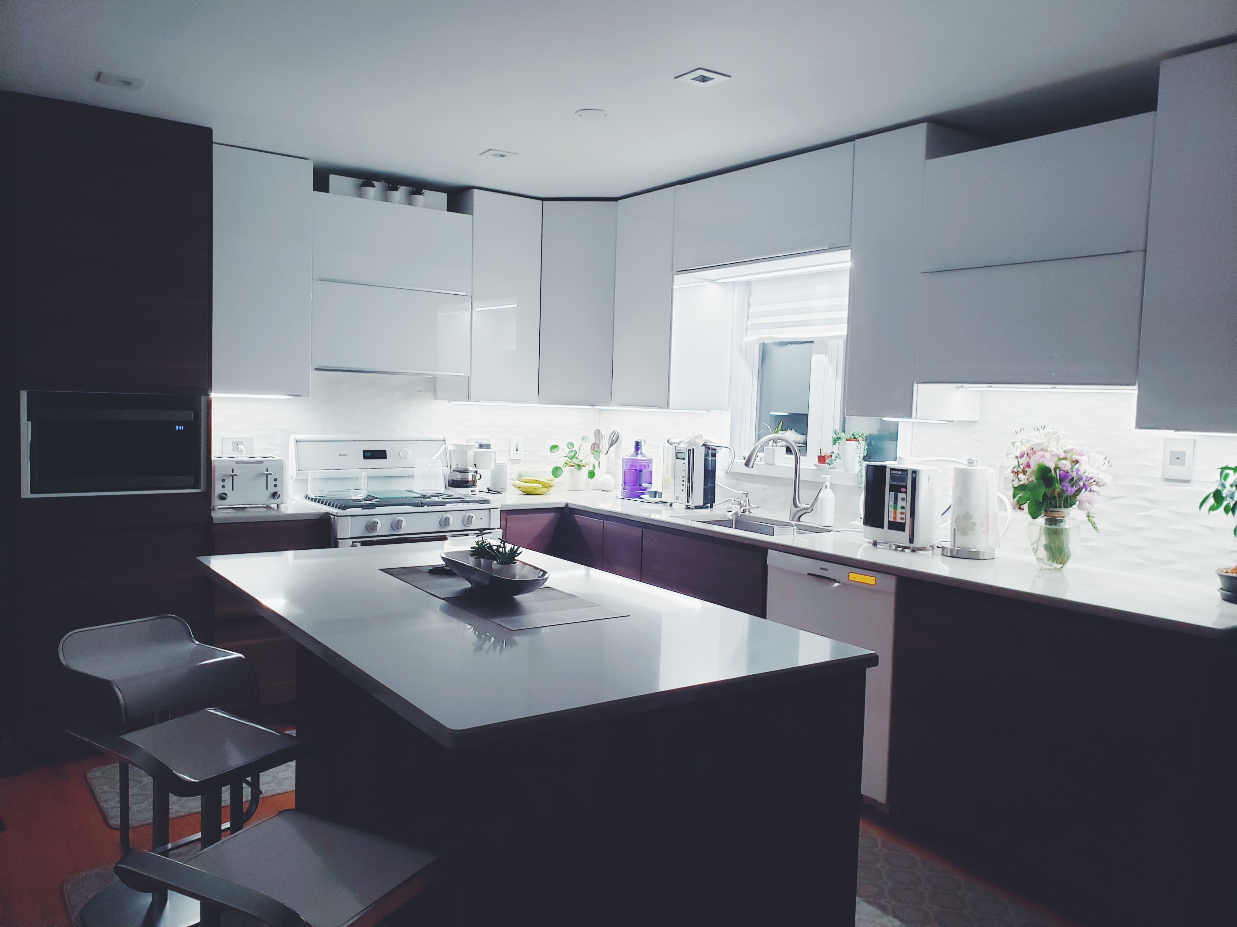 Two Tone Kitchen Cabinets Ideas Clearview Kitchens