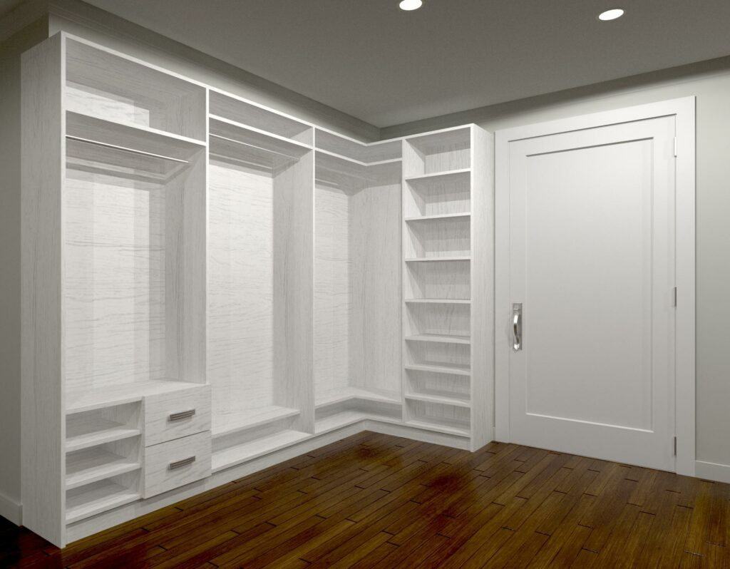 basement closets and storage units-cabinets designs