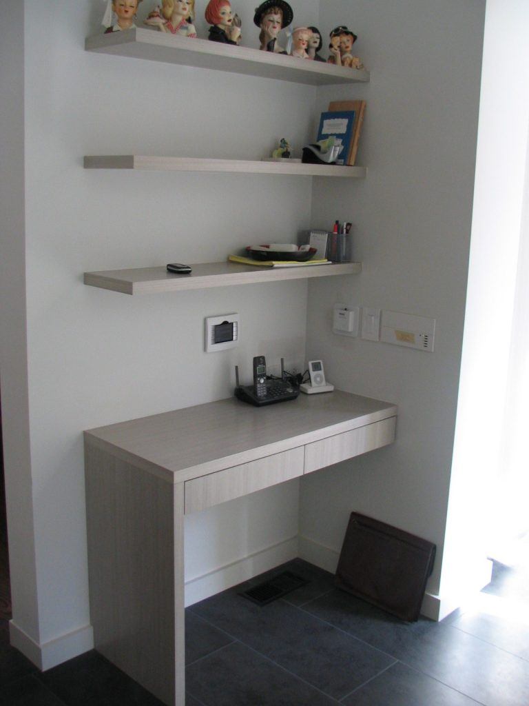 small work space unit - cabinets for storage north york