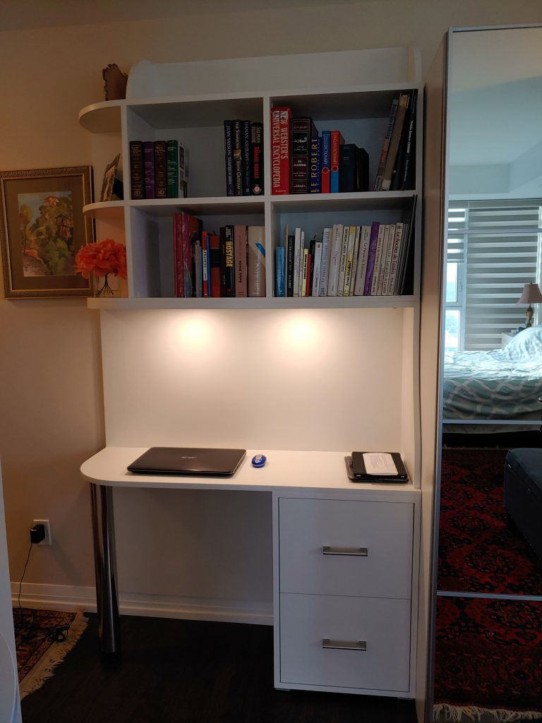 small work space unit in home office cabinets designs aurora