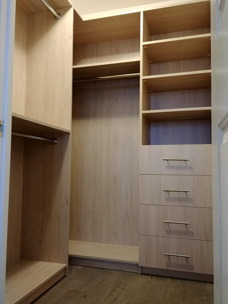 small storage closet unit - wall units Richmond hill