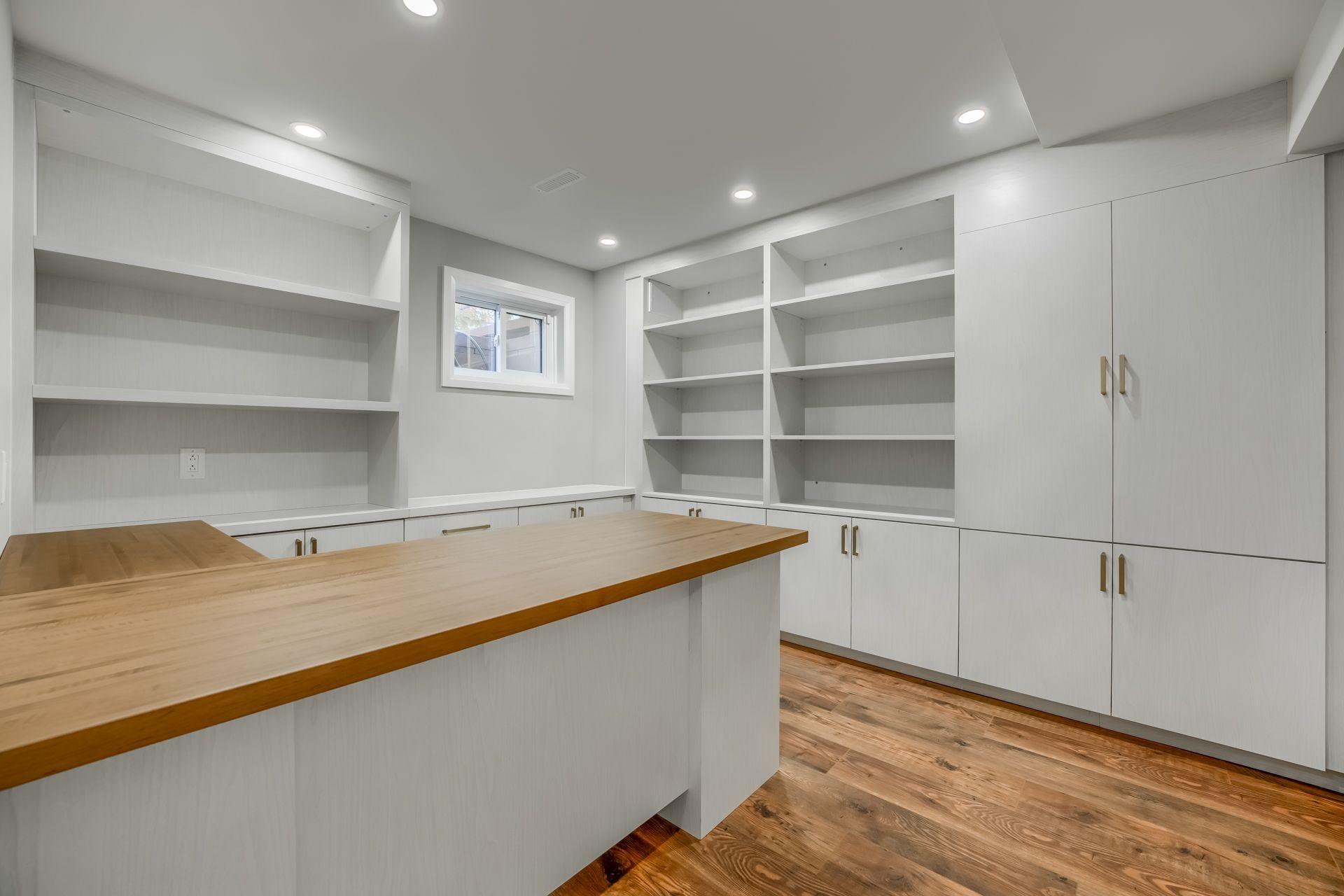 custom built cabinets for closet