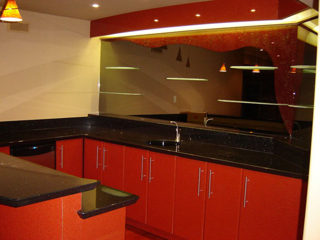 custom kitchen design by clearview kitchens