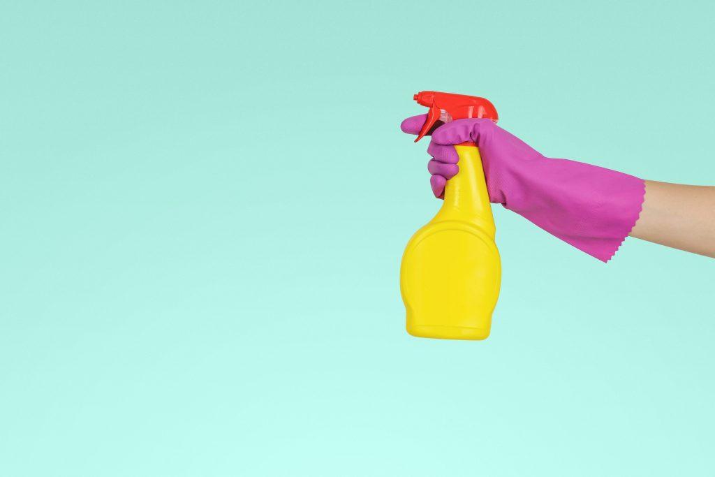 photo of a spray