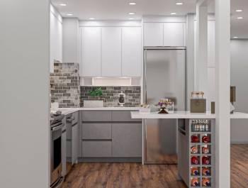 Kitchen Renderings