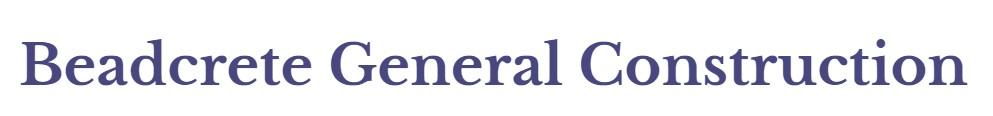 Beadcrete General Construction logo
