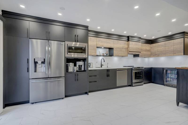 kitchen renovation by clearview kitchens toronto