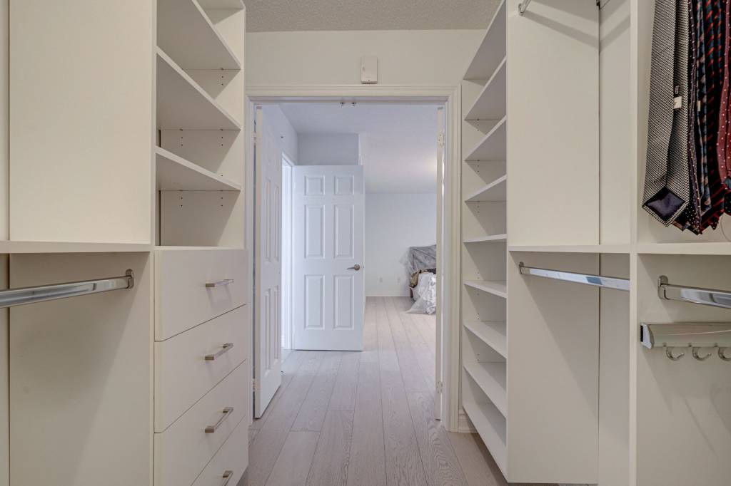 modern custom closet by clearview kitchens
