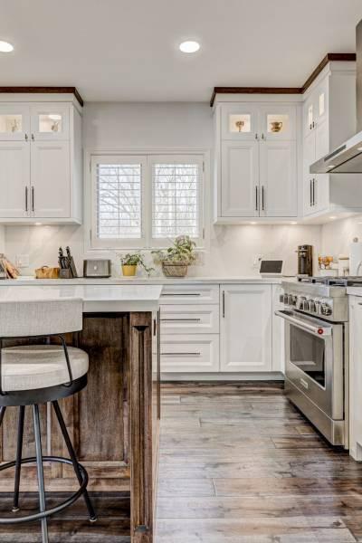 Photo of luxury kitchen
