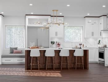 3D Render Kitchen Design