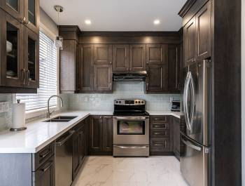 Amazing Kitchen Cabinets Design Project Barrie
