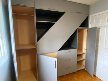 Amazing Closet Design and Build by Clearview Kitchens Barrie