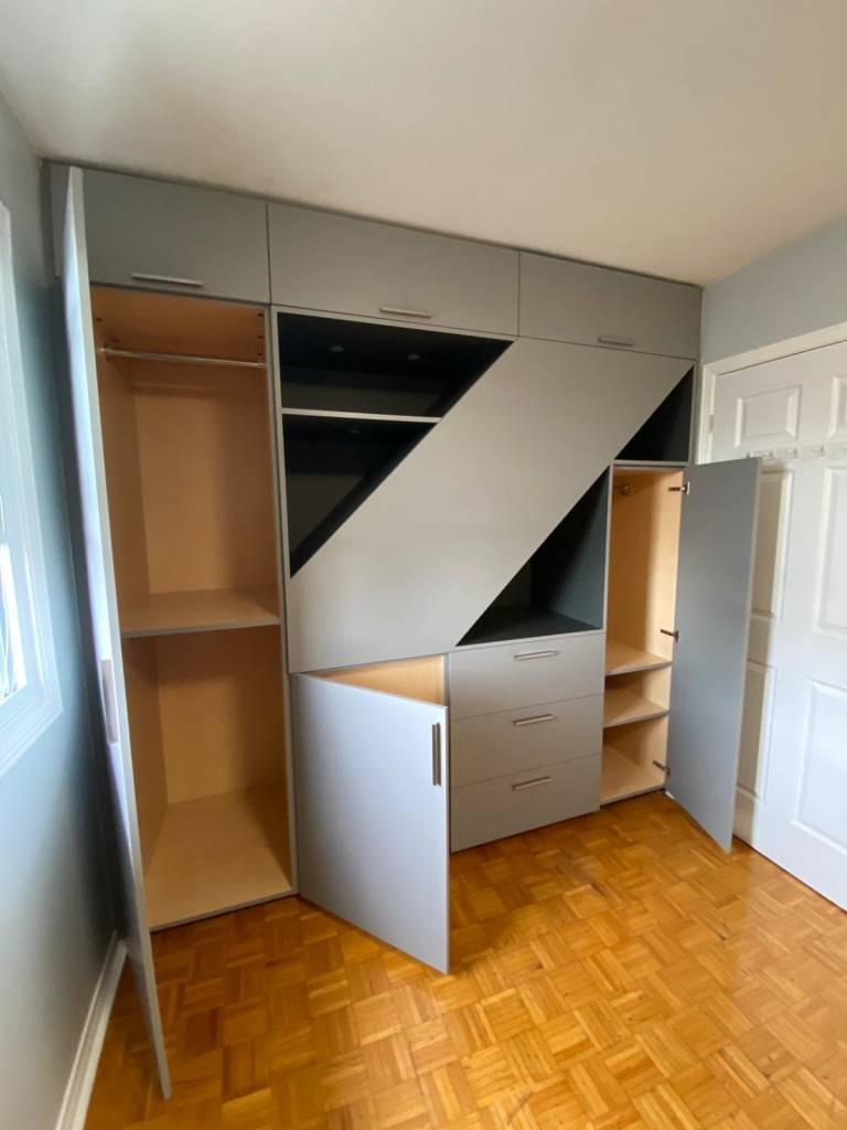 Luxury Custom Closet Design Scarborough