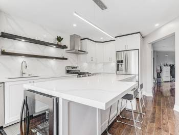 Amazing Kitchen Refacing Project Newmarket