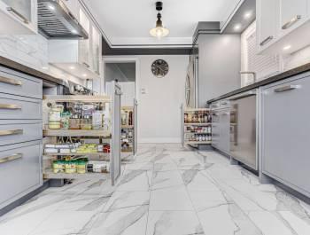 Custom Kitchen Cabinets in Amazing Kitchen Design Markham