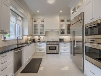 Classic Kitchen Design Markham