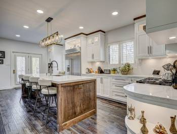Amazing Kitchen Design Richmond Hill