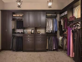 Luxury Walk in Closet Design Richmond Hill