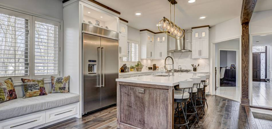 Kitchen Refacing Project by Clearview Kitchens