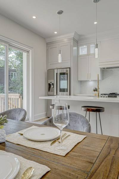 kitchen renovations toronto by clearview kitchens