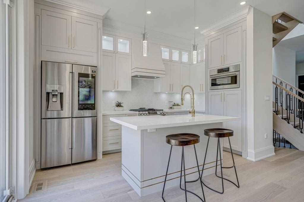 Luxury Kitchen Design Project