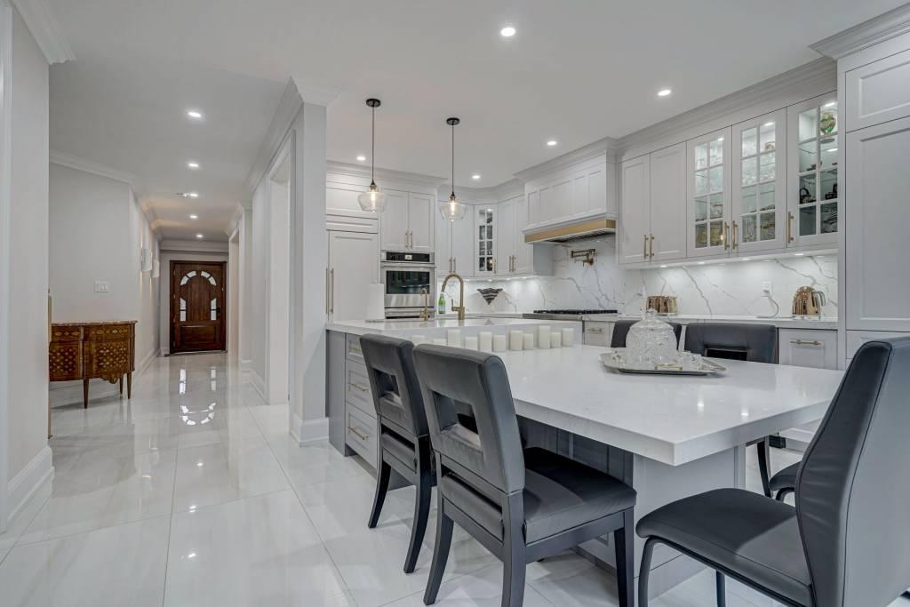 Kitchen Refacing Project Aurora