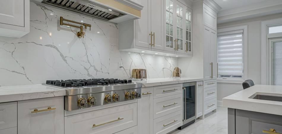 Custom Kitchen Renovations Markham