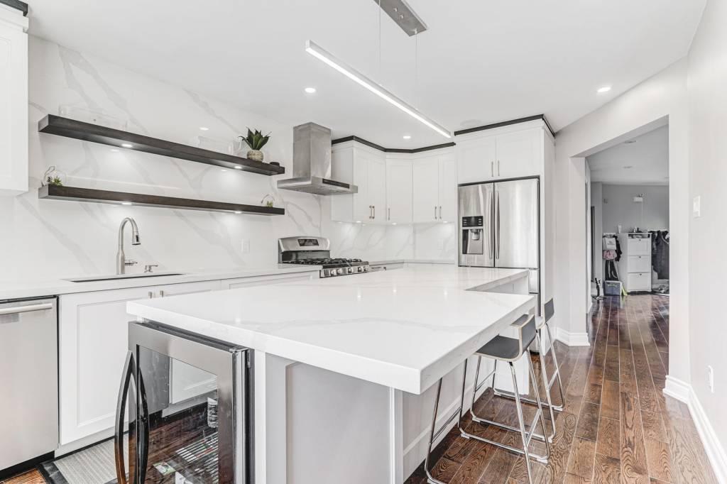 Amazing Kitchen Countertops Contractors