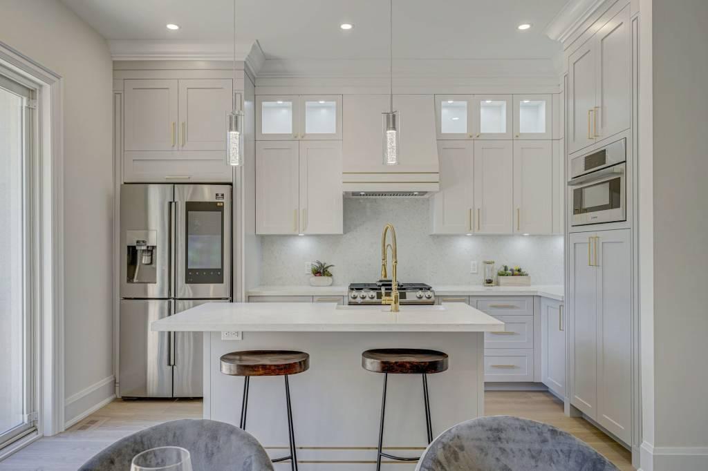 Kitchen Refacing Toronto